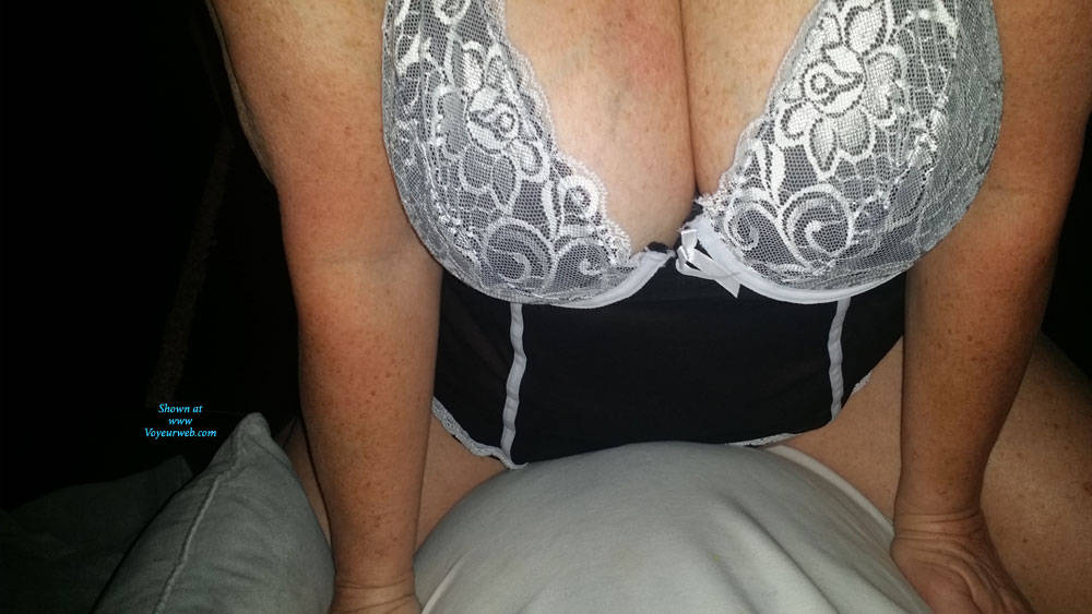 Pic #4 Momma D French Maid - Big Tits, Amateur