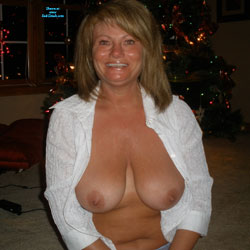 Christmas Past And Present - Big Tits, Shaved, Amateur