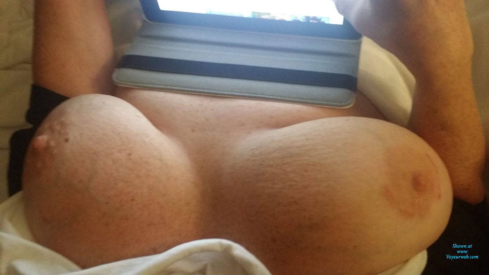 Pic #3 Various Looks Of This Big Tittied Woman - Big Tits, Amateur