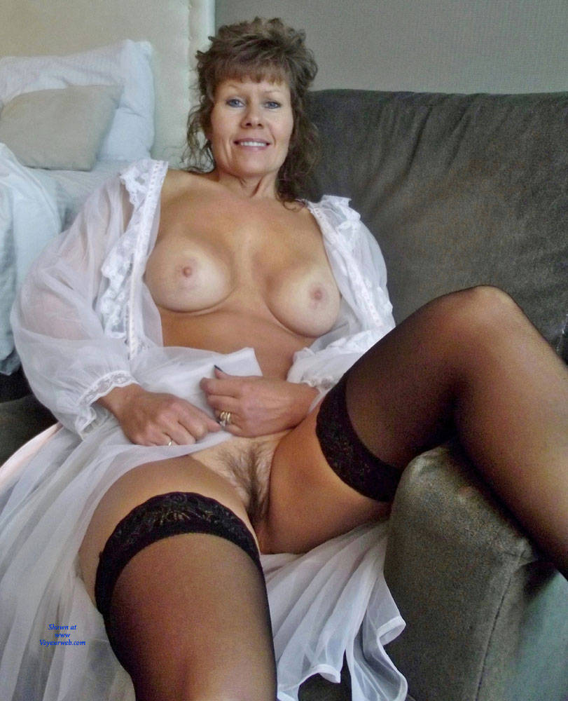 Pic #9 My Hot Wife - Redhead, Lingerie, Big Tits, Wife/wives
