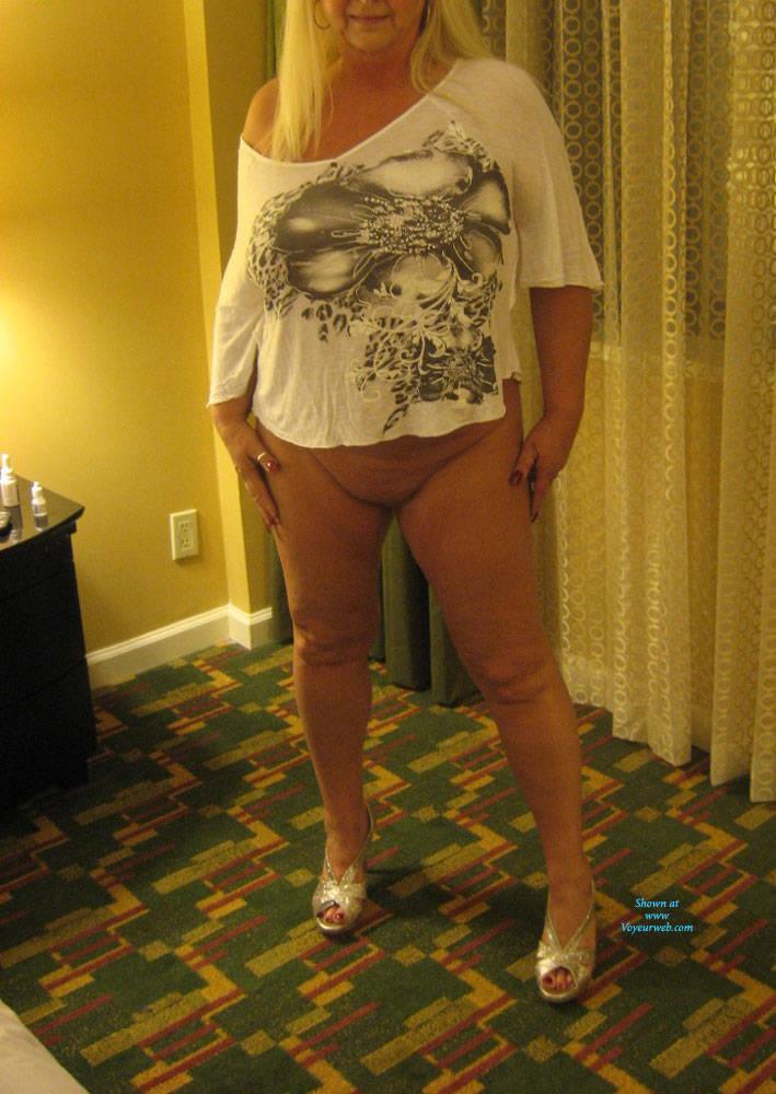Pic #1 Using My New Name - Big Tits, High Heels Amateurs