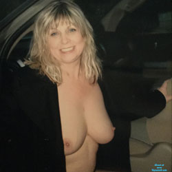 My Gorgeous Wife For Your Enjoyment - Wife/Wives, Mature, Blonde, Big Tits, Amateur