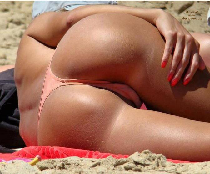 A punta beach can topless