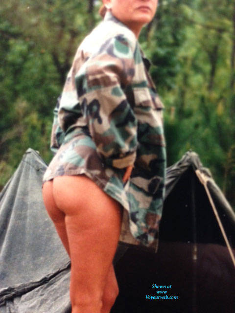 Pic #3 My Ass Over The Last 20 Years - Outdoors, Wife/wives, Amateur