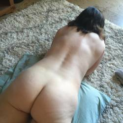 My wife's ass - realtilf