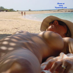 Sweet On The Beach - Beach, Big Tits, Outdoors