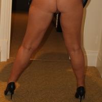 My girlfriend's ass - Meg