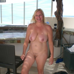 Nice Girlfriend - Big Tits, Blonde, Blowjob, Bush Or Hairy, GF