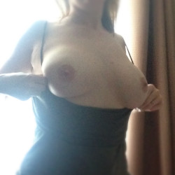 Small tits of my wife - Fuck me