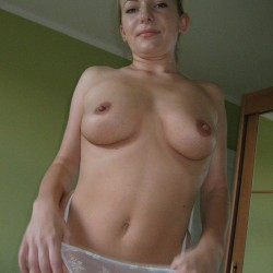 Large tits of my wife - Beatka
