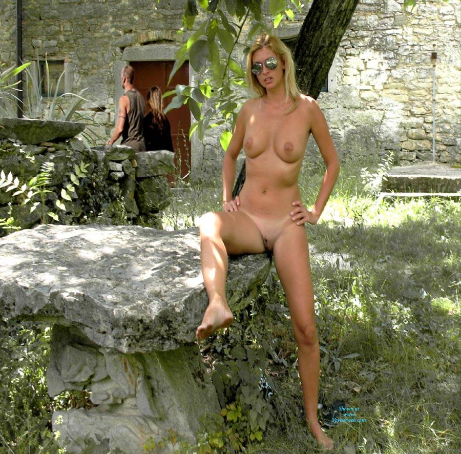 Croatian mature pussy consider, that