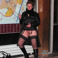 Karine Mon Ex - Lingerie, Public Place, Amateur