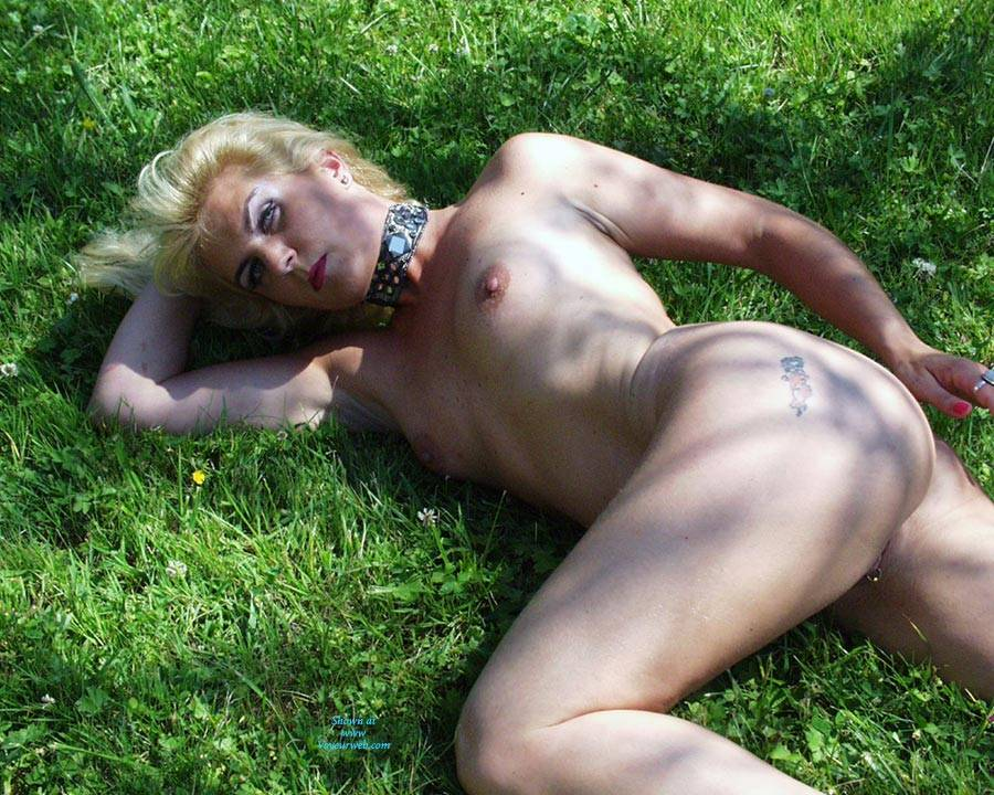 Pic #8 Exposed Web Slut - Coco French Blonde - Nude Girls, Blonde, European And/or Ethnic