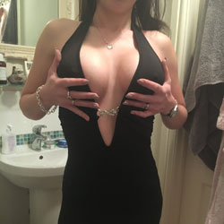 Some Sexy Shots Of My Wife's Pussy And Tits - Big Tits, Wife/Wives, Amateur