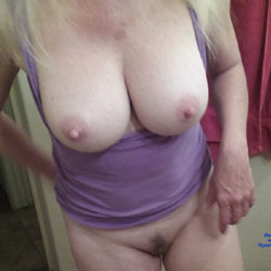 Tits And Pussy   - Big Tits, Bush Or Hairy, Amateur