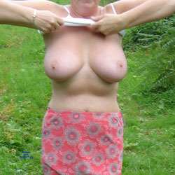 Magic Melons - Topless Girls, Big Tits, Outdoors