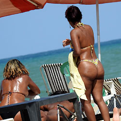 Boa Viagem Beach, Recife City December 2016 - Outdoors, Bikini Voyeur, Beach Voyeur
