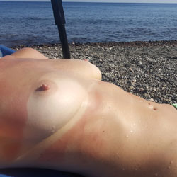 Holiday In Greece - Nude Amateurs, Beach, Outdoors