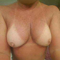 Just Some Random Shots 1st Post - Big Tits, Shaved, Amateur