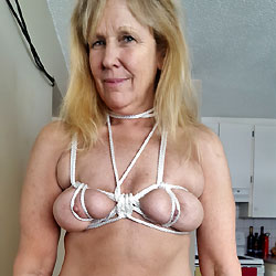 Hitachi Fun  - Nude Amateurs, Toys, Bush Or Hairy, Mature, Big Tits