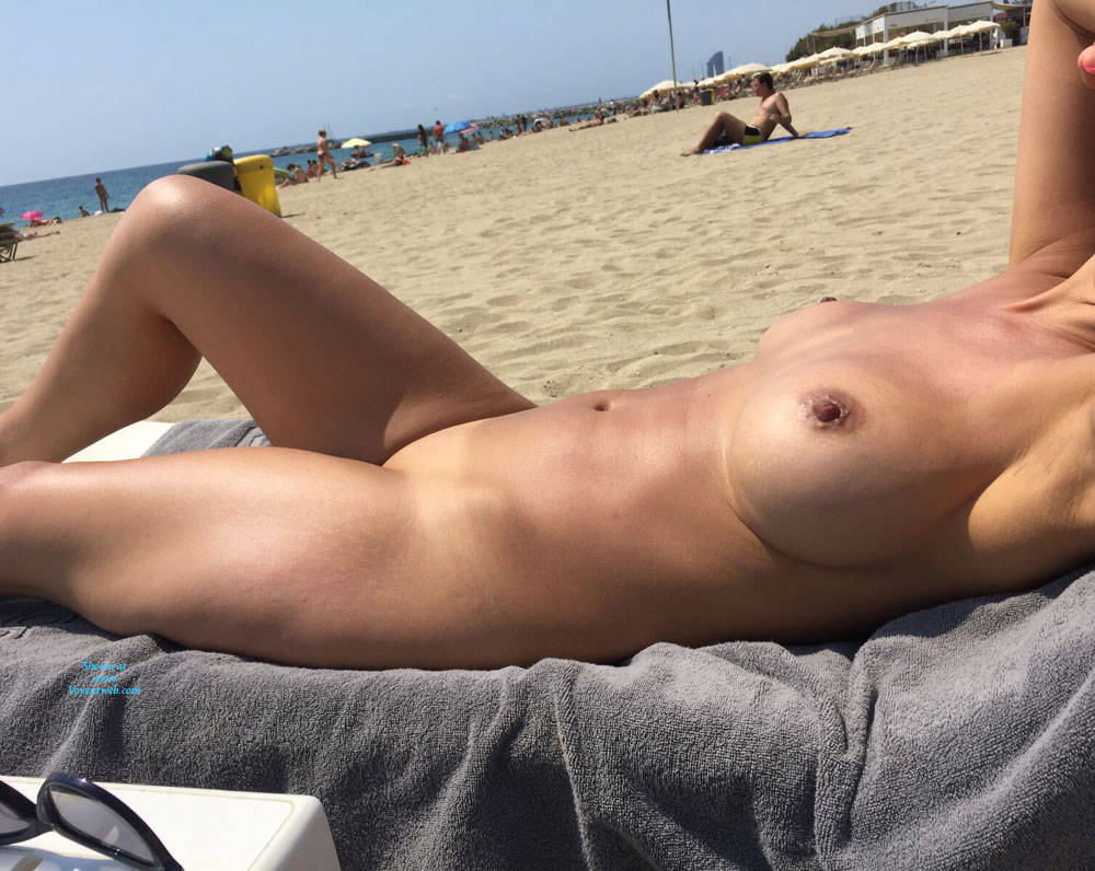 Pic #8 Missing Summer - Nude Amateurs, Beach, Big Tits, Outdoors