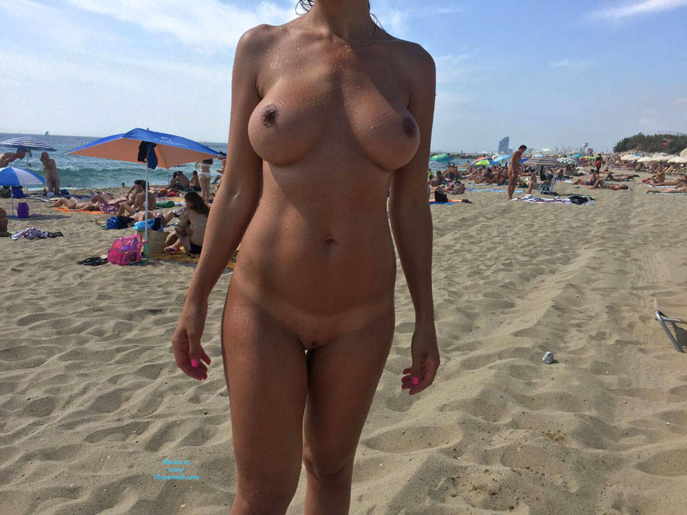 Pic #10 Missing Summer - Nude Amateurs, Beach, Big Tits, Outdoors