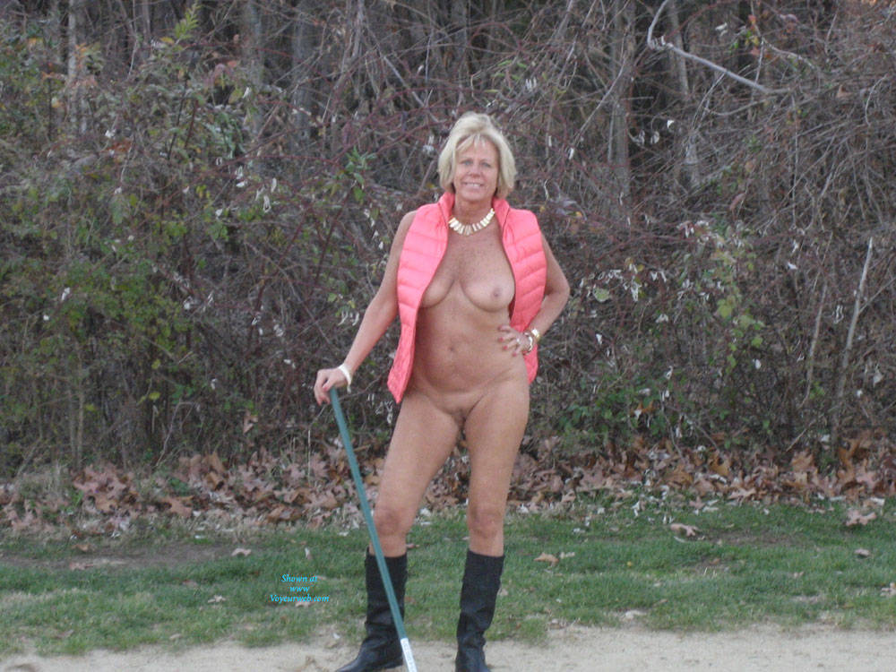 On The Golf Course - February, 2017 - Voyeur Web-7161