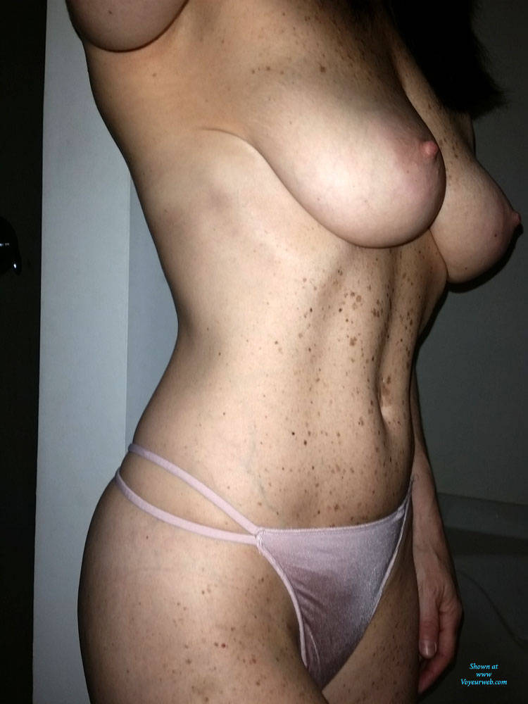Pic #2 Pretty In Pink - Big Tits, Topless Amateurs
