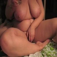 Very large tits of my girlfriend - Iri