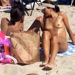 Haulover Babe - Outdoors, Small Tits, Beach Voyeur