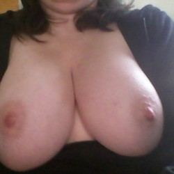 Large tits of my wife - Kianna