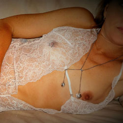 White Dream - Lingerie, Bush Or Hairy, Amateur, Wives In Lingerie