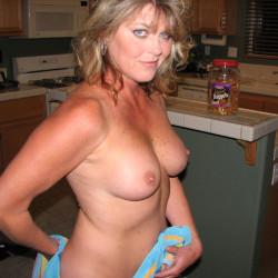 My medium tits - Tracy M