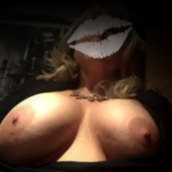 Large tits of a co-worker - Kimberly