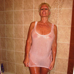 My Spain Jane As You Like  - Big Tits, Blonde, See Through, Shaved, Amateur, Wet, Wet Tits