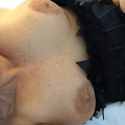 Large tits of a neighbor - Cattivo