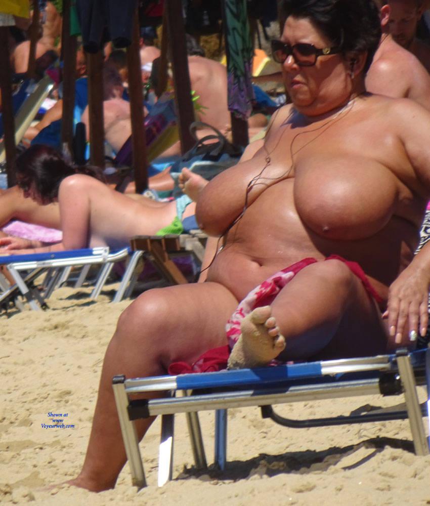 Voyeur beach fkk