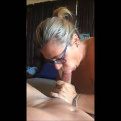 Amateur haired girlfriend blowjob swallow