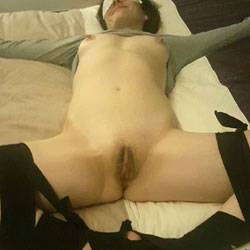 Tied Up - Toys, Bush Or Hairy, Amateur