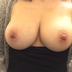 Medium tits of my wife - Mrs Gonzo