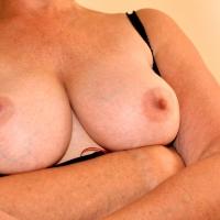 Medium tits of my ex-wife - Debi