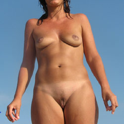Marta In Summer - Nude Girls, Beach, Big Tits, Outdoors, Amateur