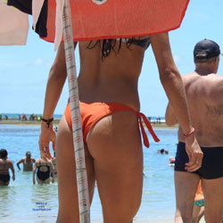 Porto de Galinhas Beach, Brazil - Outdoors, Bikini Voyeur, Beach Voyeur