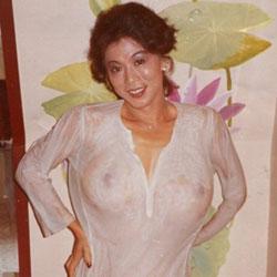 Upskirts - Big Tits, Brunette, See Through