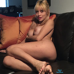 Blonde Girlfriend Naked On Sofa - Big Tits, Blonde Hair, Firm Tits, Full Nude, Huge Tits, Indoors, Perfect Tits, Showing Tits, Hot Girl, Sexy Ass, Sexy Body, Sexy Boobs, Sexy Face, Sexy Feet, Sexy Figure, Sexy Legs