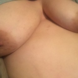 Very large tits of my wife - JDJSN