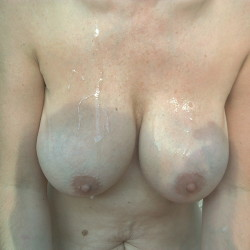 Large tits of my wife - JB6969