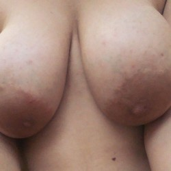 Very large tits of my ex-girlfriend - Nelly