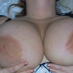 My extremely large tits - Mrs. Funbags