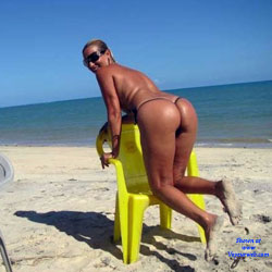 Wife From Recife City, Brazil 47 Years Old - Blonde, Outdoors, Wife/Wives, Firm Ass